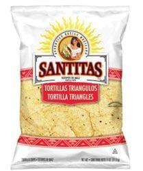 low sodium tortilla chips