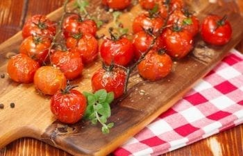 How to make Roasted Cherry Tomatoes