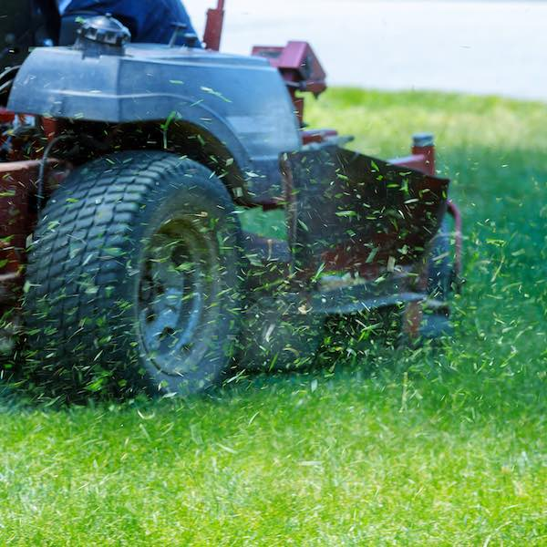Lawn Mowing Services NH