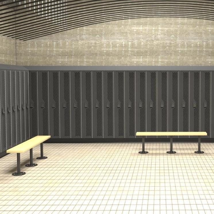 Lockers, Benches & Shelving