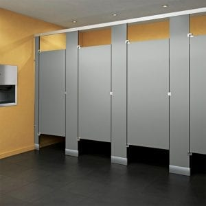 ASI Global Toilet Partitions