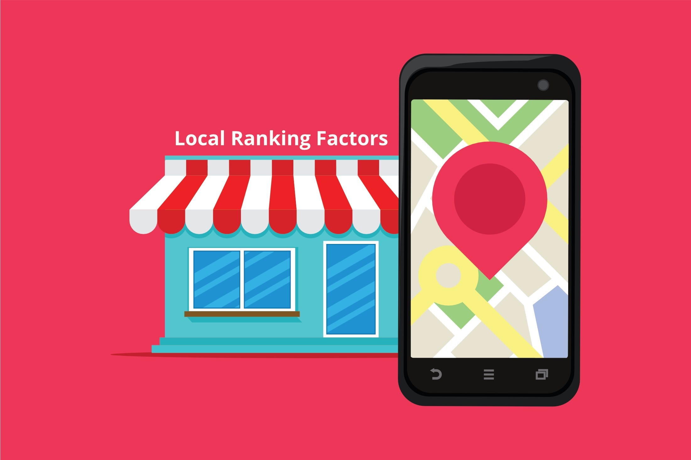 Local SEO Ranking Factors Icon