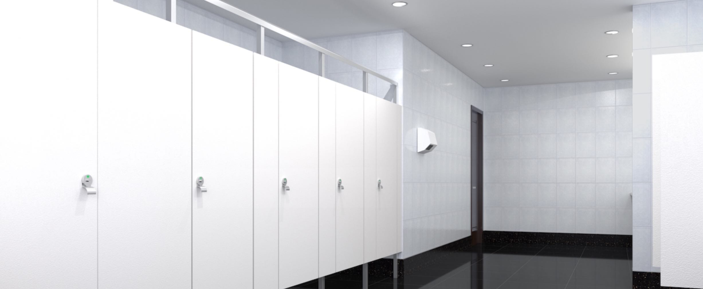 Eclipse White Partitions
