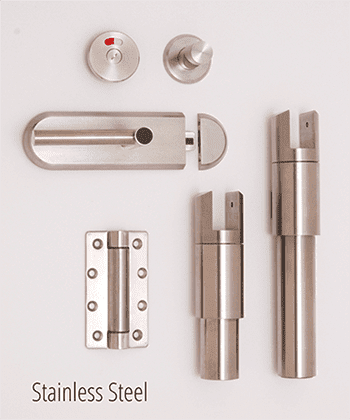 Privada Stainless Hardware