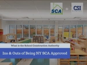 "Thumbnail for Blog Post ""Ins & Outs of Being NY SCA Approved"""